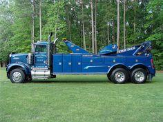 Kenworth Tow Truck.