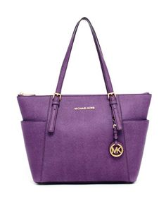 Purple Michael Kors