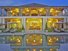 Luxury villa in Barbados #holidays #travel #luxury