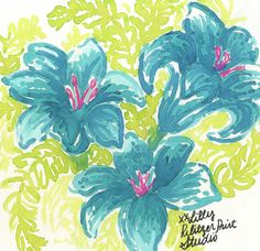 Good things come in three #lilly5x5