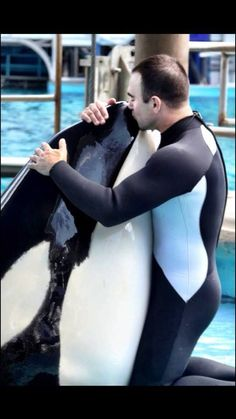 """Welcome to Take Action for Animals!featuring John Hargove, former SeaWorld killer whale trainer of Blackish fame.  """"You start, as trainers, because you love those whales, you want a life with those whales, and then, as you progress higher through the ranks, you start to see ... corporate greed and exploitation that you don't agree with. And, even as a high ranking trainer, you cannot stop those things from happening. …  I thought I had the power to stop it. I could not."""""""""""