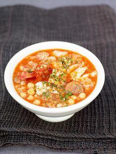 spanish fish & chorizo soup | Jamie Oliver | Food | Jamie Oliver (UK)