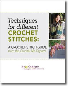 Free Crochet e-book