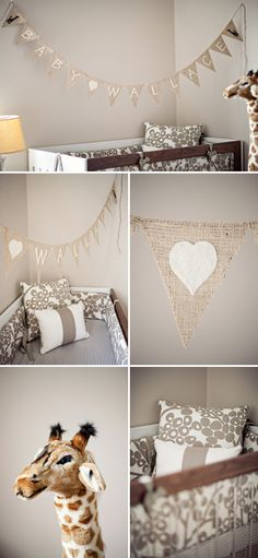 Modern, Gender-Neutral Nursery