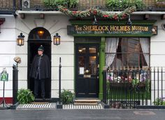 museums, london, holm museum, travel, place, sherlock holmes, bakers, 221b baker, baker street