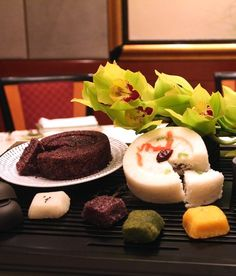 Qi Bao Rice Cake from @Mandy Dewey Seasons Hotel Shanghai. Click through for the recipe.