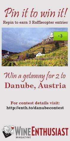 Win a trip to Austria?! My dream!
