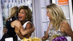 Surprise! Watch what happens when Jennifer Lopez crashes KLG, Hoda
