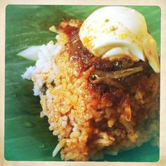 The best nasi lemak in malaysia for only rm1