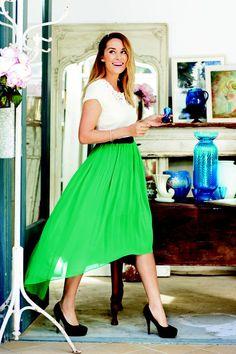 Love the skirt!!