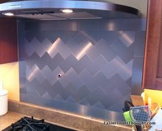 Aspect Metal Tiles