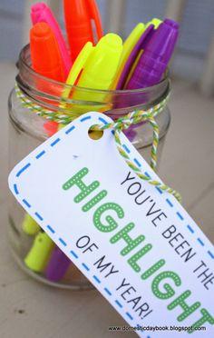 Teacher Appreciation Gifts #pickyourplum #bakerstwine