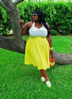 Musings of a Curvy Lady: Lemon Drop