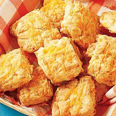 Cheddar and Corn Biscuits Recipe