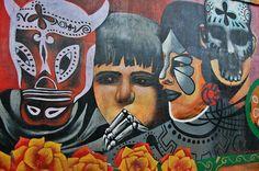 Graffiti Panteón San Nicolás de León Guanajuato @jcvillagomez