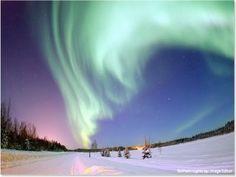 Lapland, North Pole