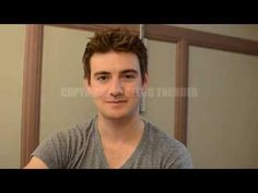 Emmet Cahill Celtic Thunder Q and A session