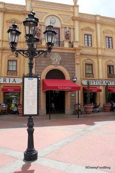 Review of Via Napoli - one of my favorite #WDW restaurants! #DisneyFood