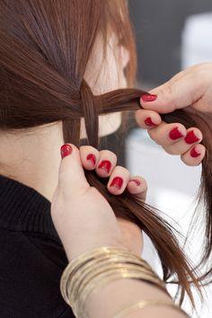 4 easy, beautiful braids for beginners