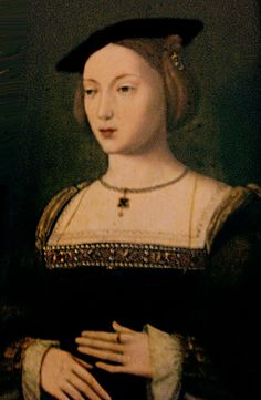 ISABEL DE PORTUGAL by the lost gallery, via Flickr No information about the painting!!!! :/