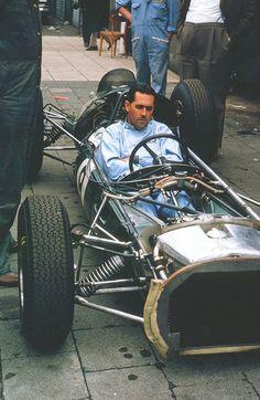 Jack Brabham, German Grand Prix 1963
