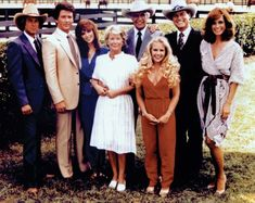 Actress Linda Gray played the iconic role of Sue Ellen Ewing on the smash hit series Dallas.  Per the story line of the show, when Sue Ellen won the title of Miss Texas 1967, she met her future husband J.R., who was a judge for the pageant.