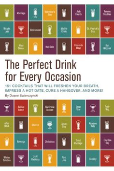 THE PERFECT DRINK FOR EVERY OCCASION