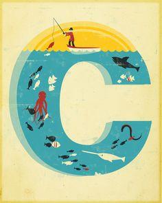 C #type #alphabet