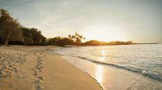 4. Long walks on the beach