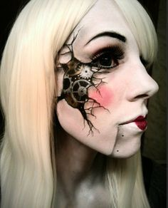 Pin by Ben Mckittrick on Art GCSE | Pinterest | Makeup ideas ...