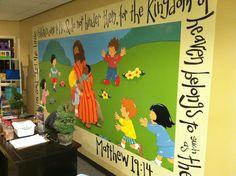 childrens church decor | Church Nursery Decorating Ideas | Kitchen Layout & Decor Ideas