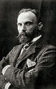 """John William Waterhouse (baptised 6 April 1849; died 10 February 1917) was an English painter known for working in the Pre-Raphaelite style. He worked several decades after the breakup of the Pre-Raphaelite Brotherhood, which had seen its heyday in the mid-nineteenth century, leading him to have gained the moniker of """"the modern Pre-Raphaelite""""."""