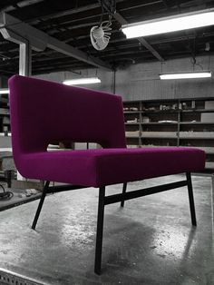 The Bender Lounge Chair on Etsy, $1,500.00