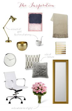 Erin's Home Tour: The Inspiration |   Read more - http://www.stylemepretty.com/living/2013/08/26/erins-home-tour-the-inspiration/