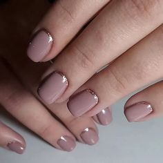 22 natural summer pink nails design for short 3 | galeryhome.com