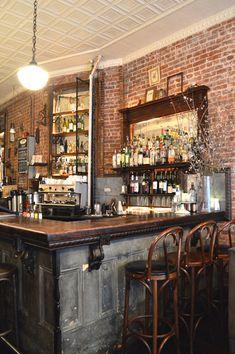 Rabbithole | Brooklyn, NY-love this style