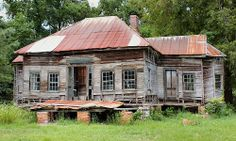 A mansion no more! by roundtuit60, via Flickr
