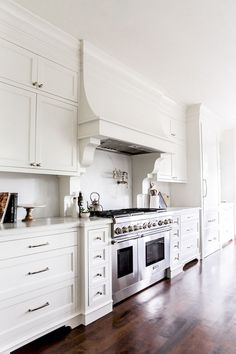 White Kitchen Cabine