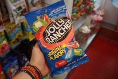jolly ranchers. ♡