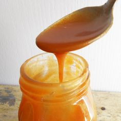 Easy Homemade Caramel Sauce… step by step.