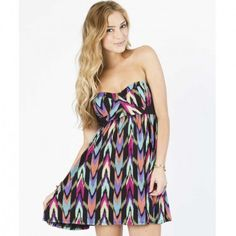 Billabong Mixed Falls Dress MULTI