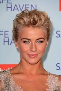 Short Formal Hairstyle Idea - Updo