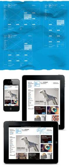 MadRobots.Ru — Online Store on Web Design Served