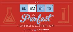 Elements of the perfect #Facebook Contest app