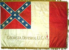 Third National Flag - GA Division U.C.V.
