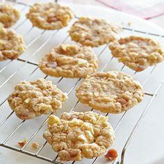 Carmel apple oatmeal cookies!!!