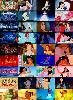 Princesses #dazehub #TrendPin