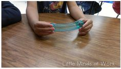 Stretching Slinky's to hear the sounds in words! Phoneme Segmentation {and a freebie}