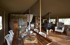 Glamping business pl