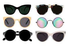 SIX SWEET FESTIVAL SEASON SUNNIES UNDER $100 sunglas